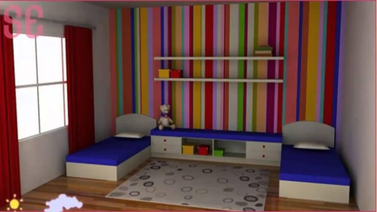 غرف نوم بنات روعة       YouTube