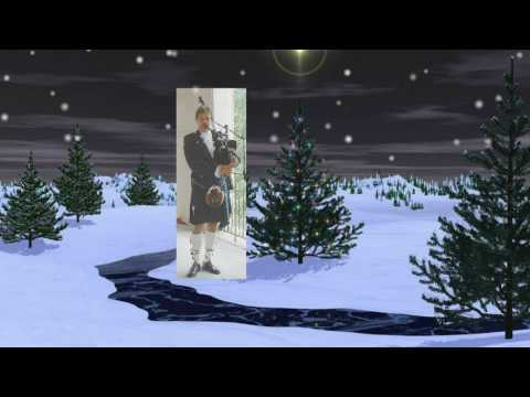 Silent Night - Gibson Bagpipes