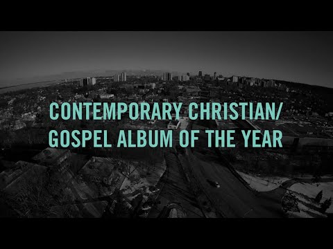Contemporary Christian/Gospel Album of the Year | 2015 JUNO Award Nominee Press Conference