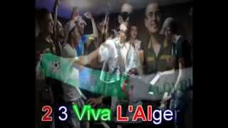 Cheb Reda Palace feat  Mc Jerry -  Allez Ya Les Verts (2014) Clip Officiel (V2) by DJ DAHOU