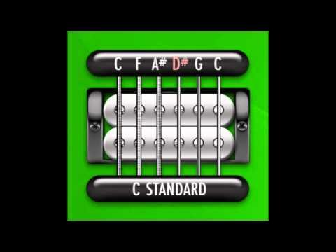 Perfect Guitar Tuner (C Standard)