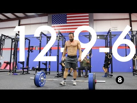 Heavy Cleans + HS Walk