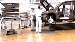 Mega Fabriken VW Werk