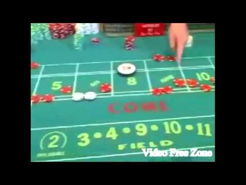 Hard eight payout craps
