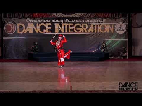 Dance Integration 2018  270-Ольховская Наталья Наргиз Ухта