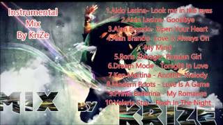 New Wave Italo Disco 2014r Instrumental Version Mix by KriZe