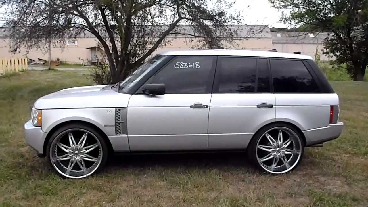 2006 range rover hse sda 583618 youtube. Black Bedroom Furniture Sets. Home Design Ideas