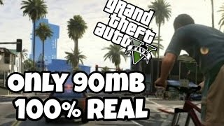 GTA 5  (90 mb) 100% working For Android!!!! Free