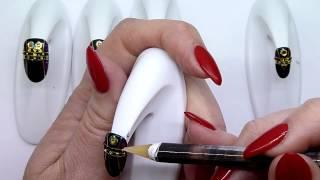 Nails Magazine Next Top Nail Artist 2014 - Simone Gilbert - Week 6 - Bejeweled Thumbnail