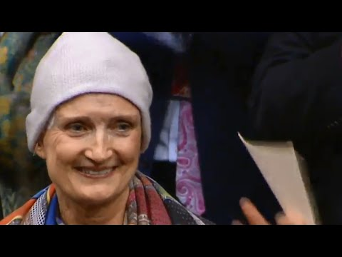 Tessa Jowell: former Labour MP delivers moving speech on brain cancer diagnosis