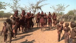 kmen himba namibie afrika hotelbusy pangeo tours