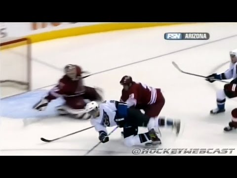 Alex Ovechkin Amazing Goal vs Phoenix Coyotes 2006 (All Camera Angles)