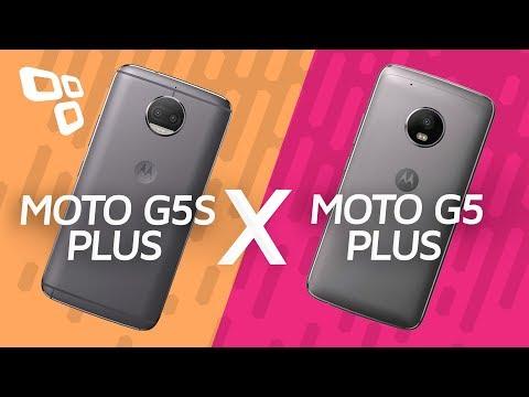 Moto G5S Plus vs. Moto G5 Plus - Comparativo - TecMundo