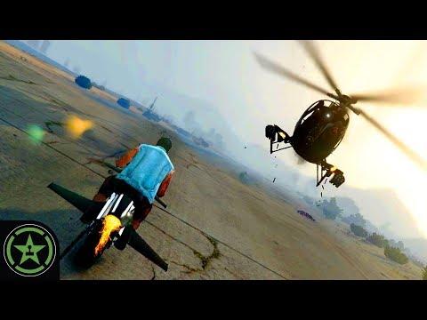 Let's Play  - GTA V - Chopper vs. Chopper