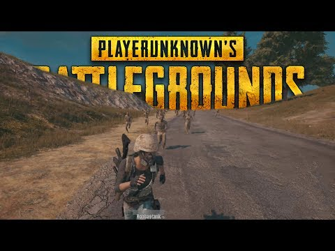 LNC'S THE WALKING DEAD | PLAYERUNKNOWN'S BATTLEGROUNDS - Sp00ns Zombie Server
