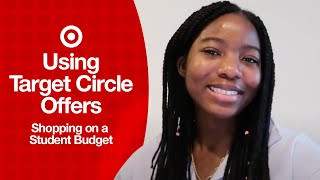 How to Shop on a Student Budget Using Target Circle Offers