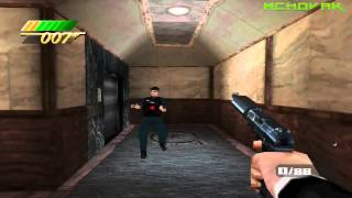 James Bond 007 the world is not enough Playstation 1 gameplay