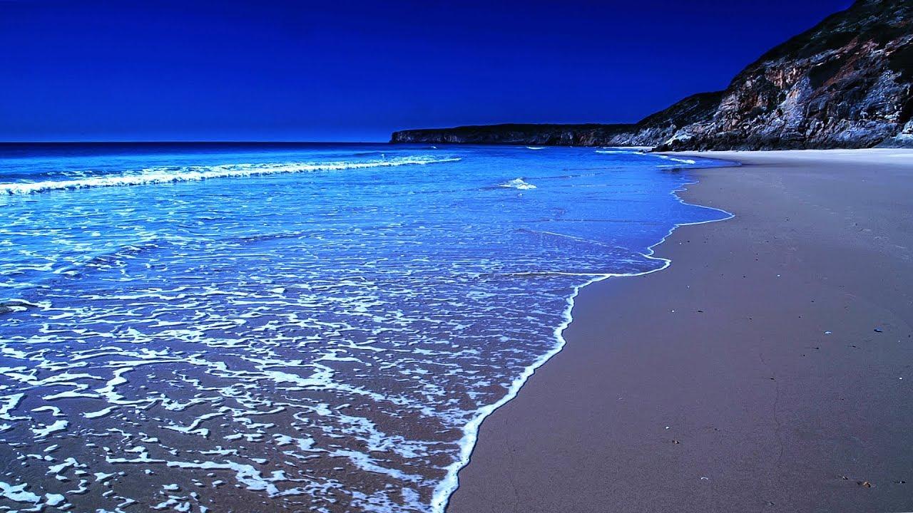 Download Sleep With Calming Waves - Ocean Sounds For Deep Sleeping From Praia de Almádena