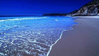 Sleep With Calming Waves  Ocean Sounds For Deep Sleeping From Praia de Almádena