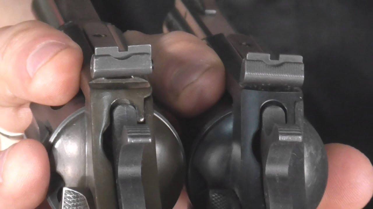 Револьвер Safari РФ 430 - YouTube