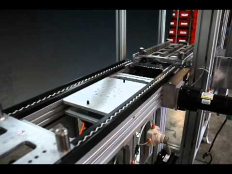 Versamove Pallet Conveyor System Youtube