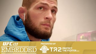 UFC 254 Embedded: Vlog Series - Episode 4