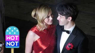 Brie Larson Leaves Fiancé Alex Greenwald On His Own At The Kong Skull Island Premiere