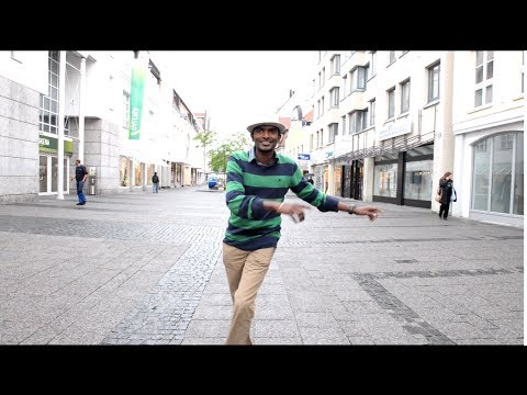 Pharrell Williams - Happy Indians in Germany (Ingolstadt version)