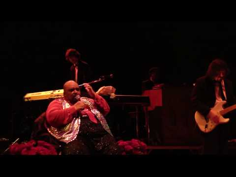 Solomon Burke - Got To Get You Off My Mind - Kosmos Festival Athens 30.06.2009