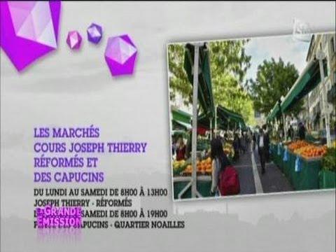 Focus: les lieux culturels du 1er arrondissement (Marseille)