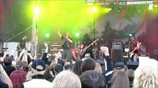 Entombed - Abnormally Deceased live 2011