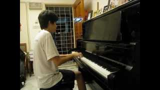 Piano solo James Blunt Tears and Rain