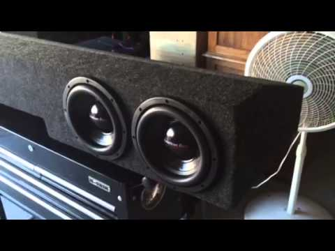 2012 Gmc Sierra 4 Door Custom Sub Woofer Enclosure Youtube