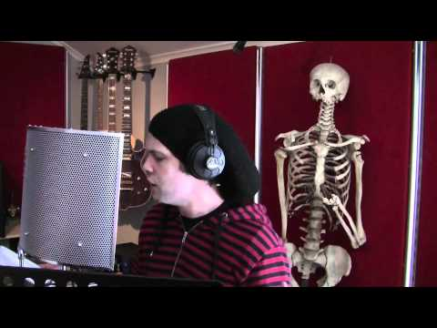 Leprous recording new album 2011 - part 3, vocals