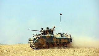 syrische rebellen dringen ins zentrum der is bastion dscharablus vor