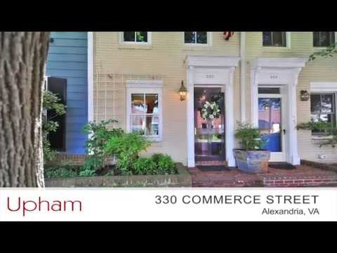 330 Commerce Street I Alexandria Virginia Real Estate For Sale