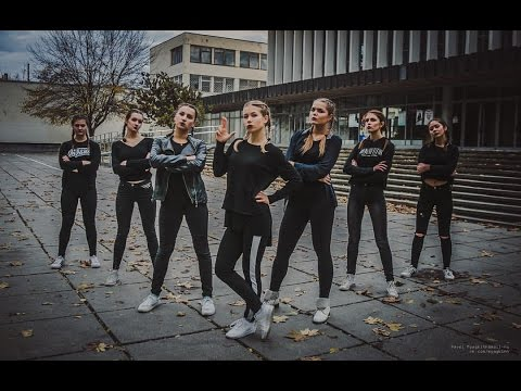 Dancehall choreography by Jane KillaCrew...