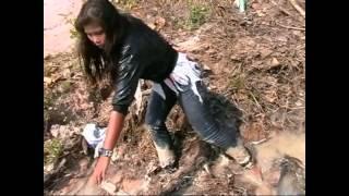 Thai Girl Goes On A Mudding Trip