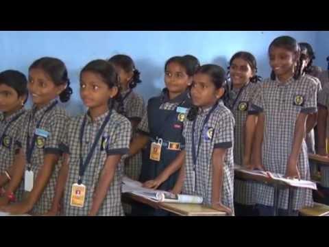 Malavath Poorna in Sri Bhashita Grammar High School, Armur (Armoor), Telangana