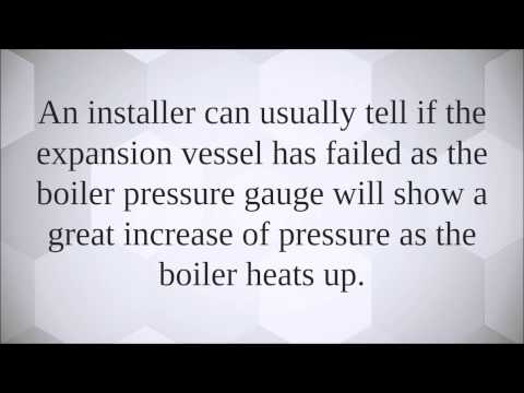 What Should I do if Your Gas Boiler Expansion Vessel has Lost Pressure!