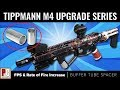 Tippmann M4: FPS and Rate of Fire Upgrade | Review & Installation