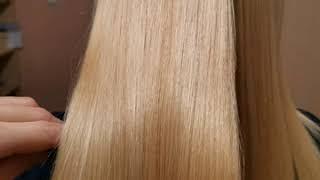 Термокеротин на нарощенные волосы