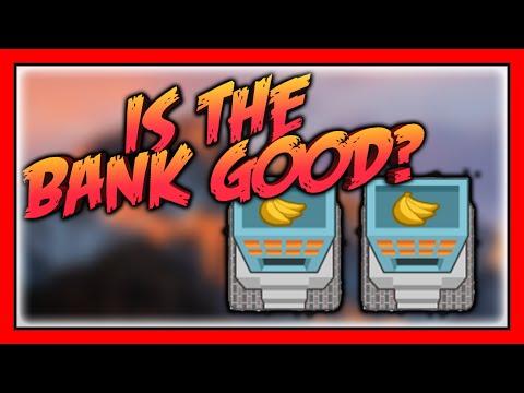 BTD Battles - Is The Bank Good? (2-4 Farm)