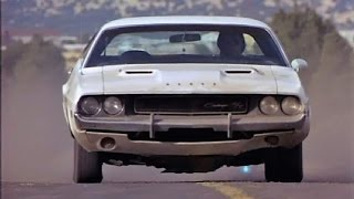 '68 Charger chases '70 Challenger  in Vanishing Point (1997)