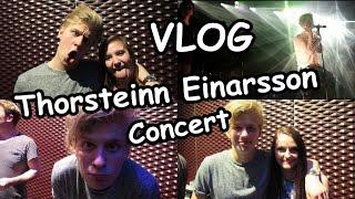 Thorsteinn Einarsson Concert Vlog Vienna 2016