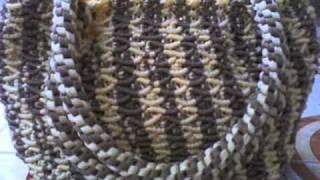 Repeat youtube video Beautiful Macrame Bags 2_0001.wmv