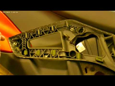 Lamborghini Aventador window repair.