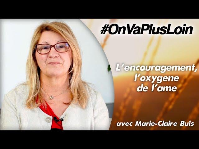 #OnVaPlusLoin avec Marie-Claire Buis // Épisode 4