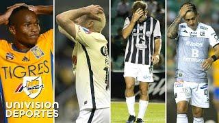 El trágico cambio en tres meses para Tigres, América, Necaxa y León