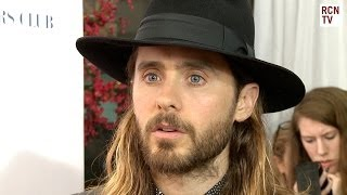 Repeat youtube video Jared Leto Interview Dallas Buyers Club Premiere